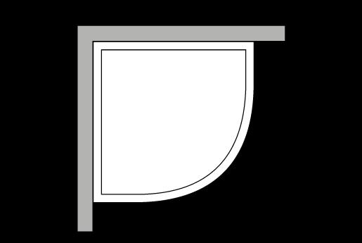 Quadrant, corner