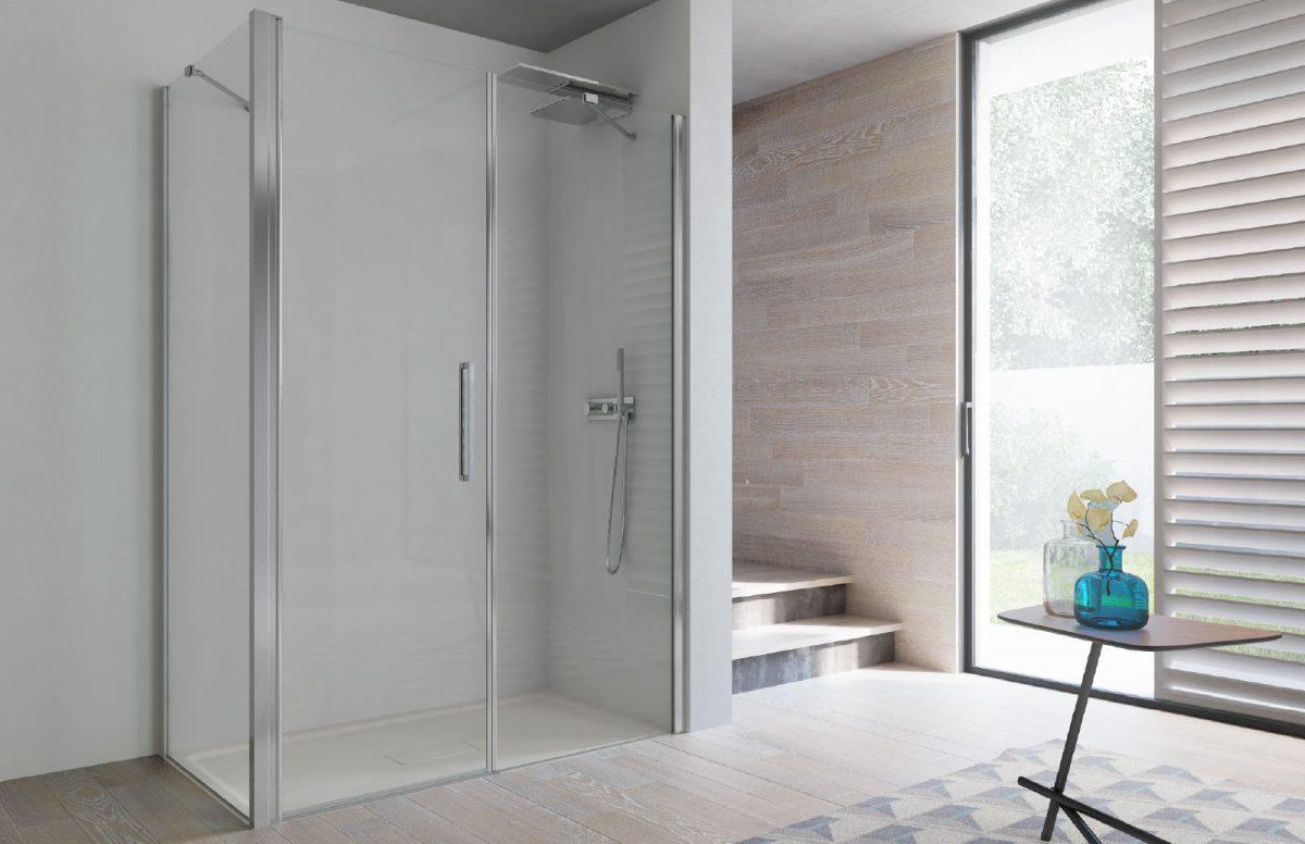 Omega - Alcove shower cubicle - Disenia
