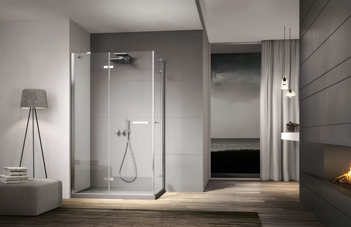Smart modern shower enclosures disenia - Box doccia design minimale ...