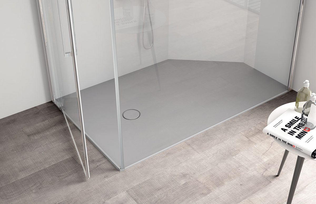 Onda made to measure aquatek shower tray disenia - Grandezza piatto doccia ...