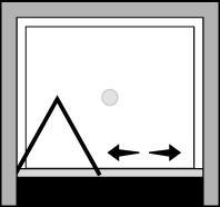 OMSFNI : Bi-fold door (alcove)