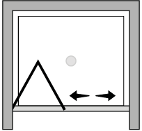 LKSF : Bi-fold door (alcove)