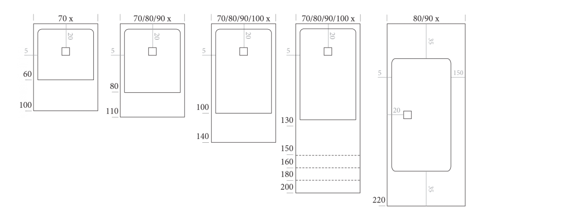 Dimensions Piano