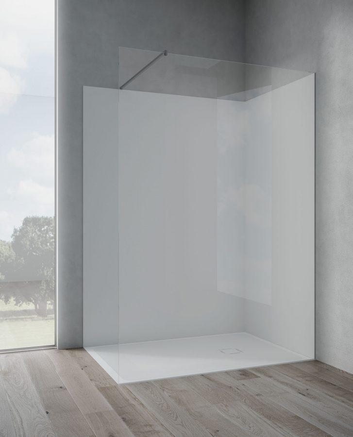 Kubo Box Doccia.Kubo Flush Fitting Aquatek Shower Tray Disenia