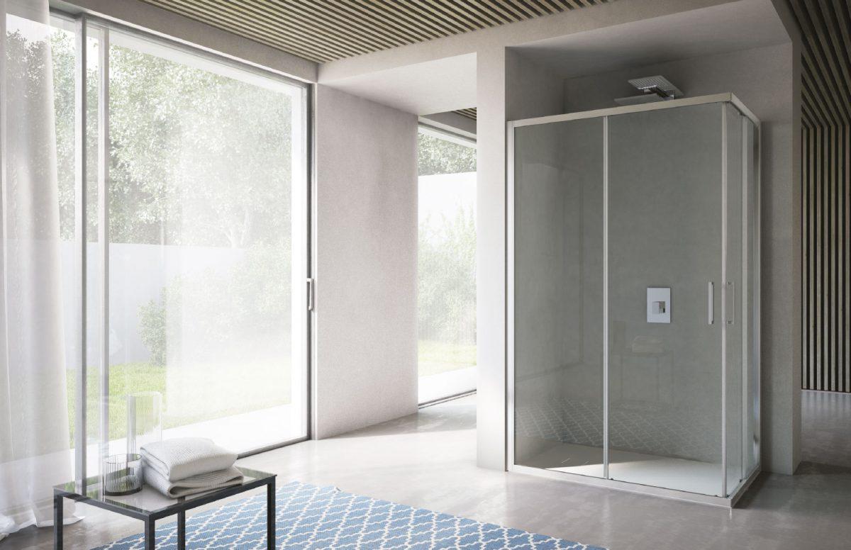 Cabine Doccia Complete : Free complete shower enclosure disenia