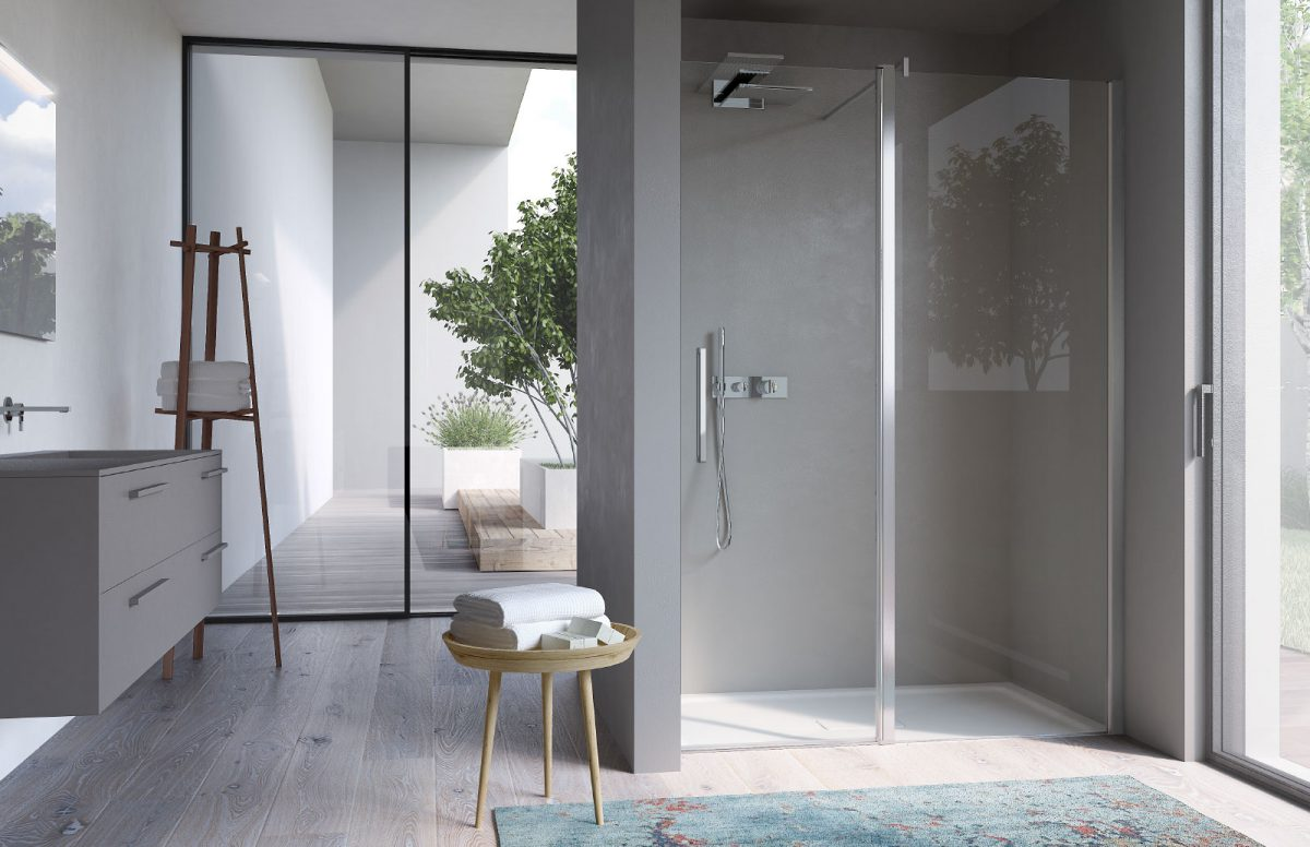 Omega Alcove Shower Cubicle Disenia