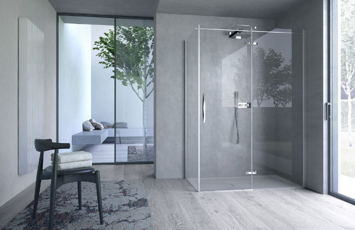 Clip - Shower cubicle and accessories - Disenia