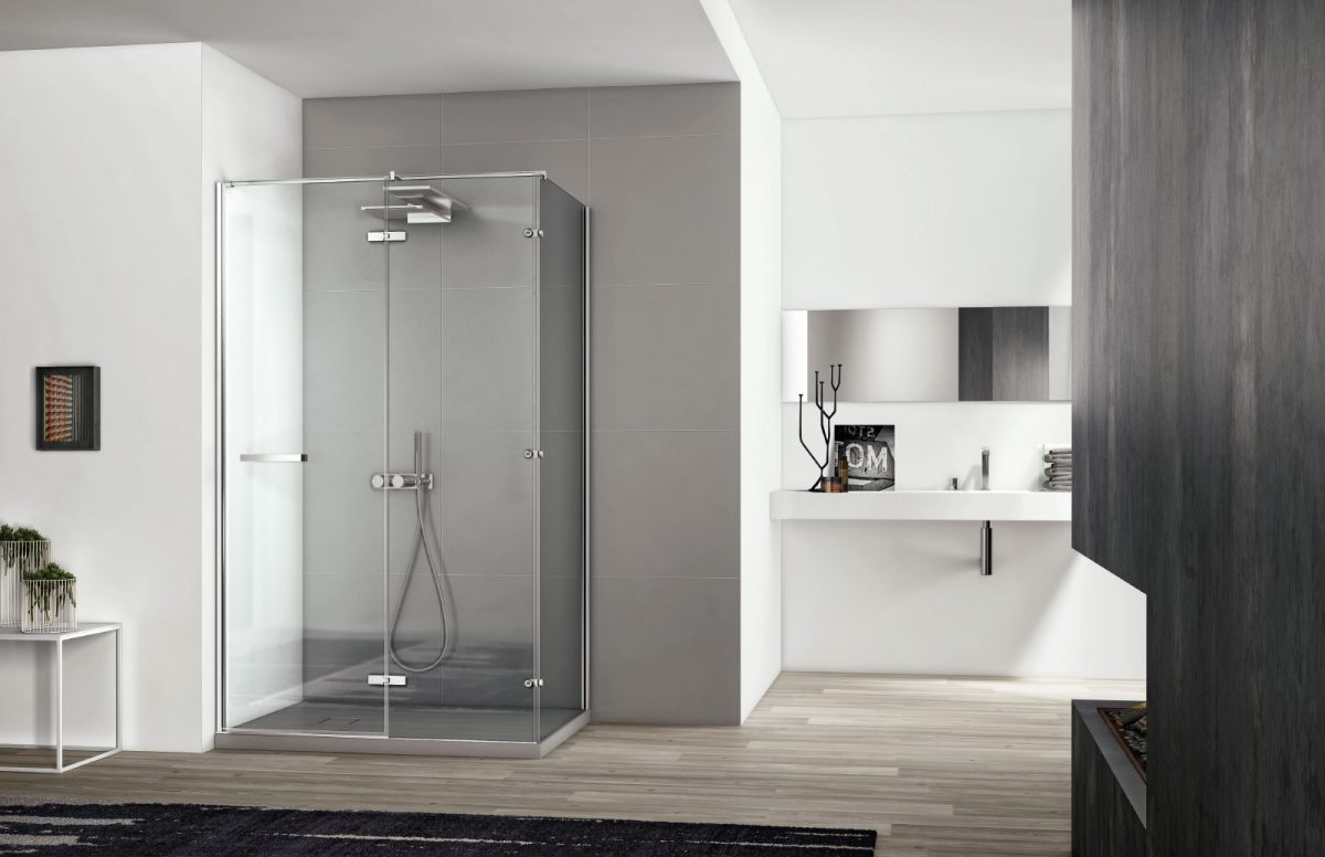Smart - Modern shower enclosures - Disenia